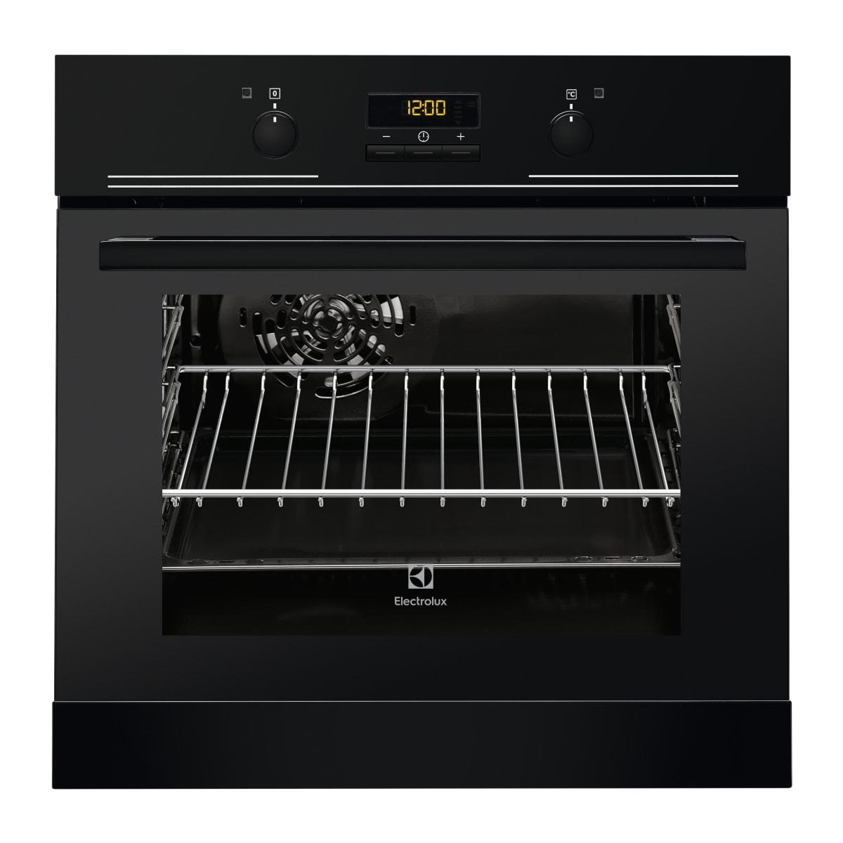 Духовой шкаф ELECTROLUX OPEB4230 59.4x59x56 см, цвет чёрный