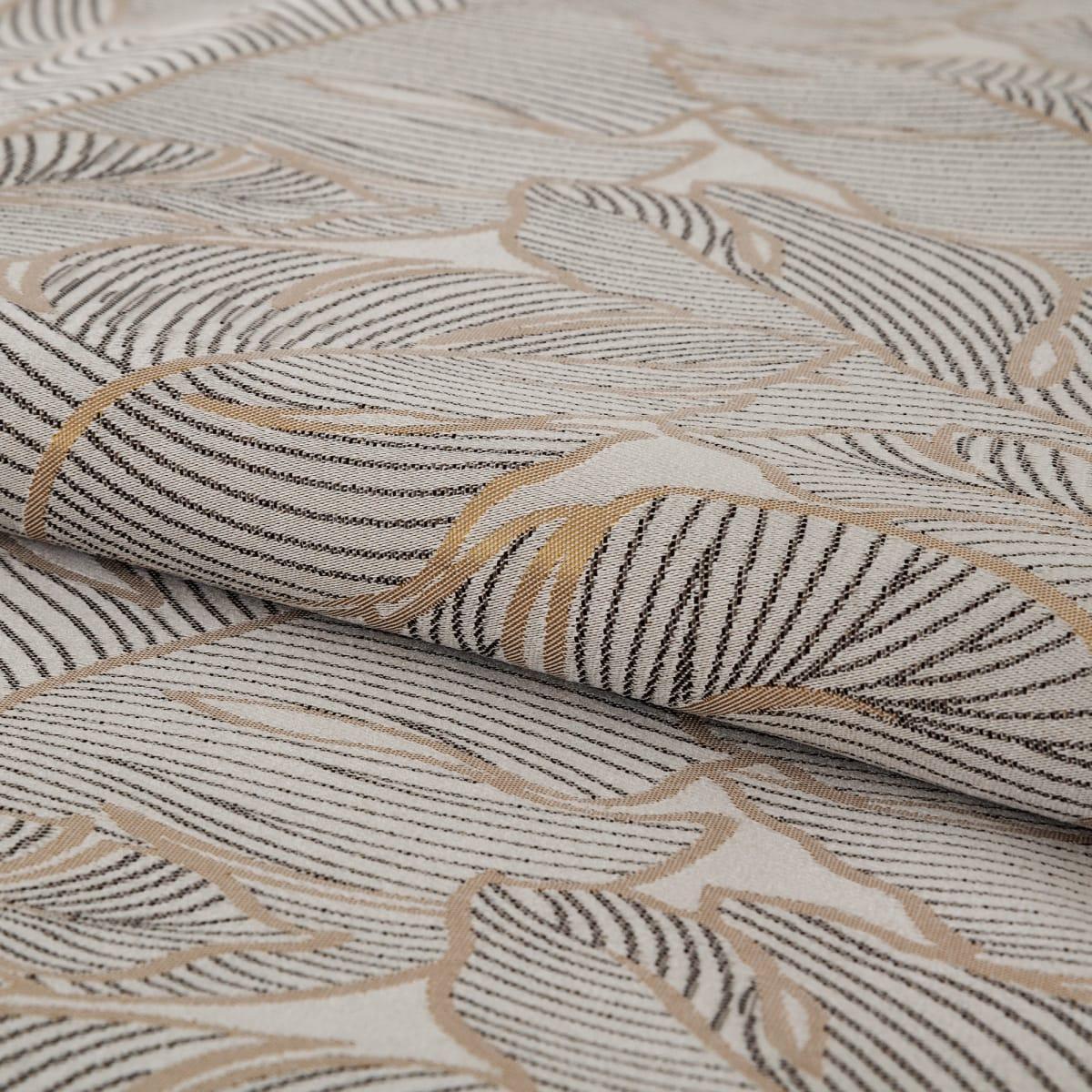 Ткань п/м «Локет» 300 см цвет золотой