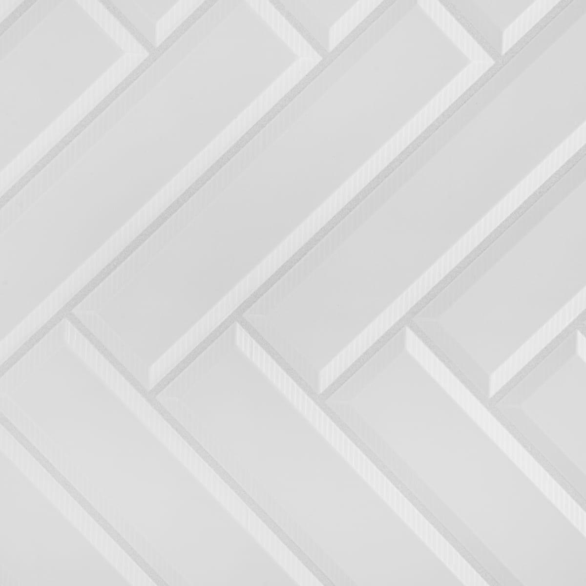 Панель ПВХ листовая 3 мм 960х485 мм Сноу 0.47 м²