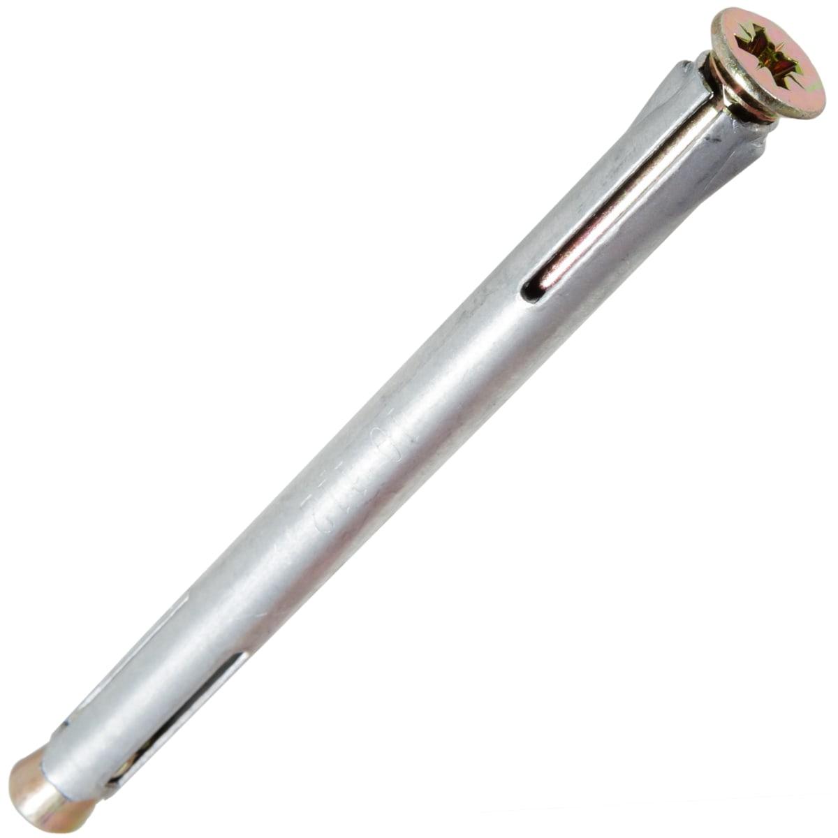 Дюбель рамный 10x112 мм, сталь, 10 шт.