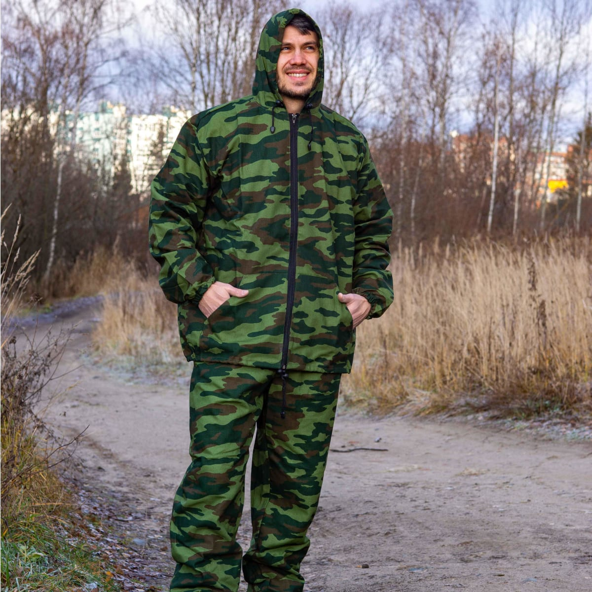 защитный костюм краснодар