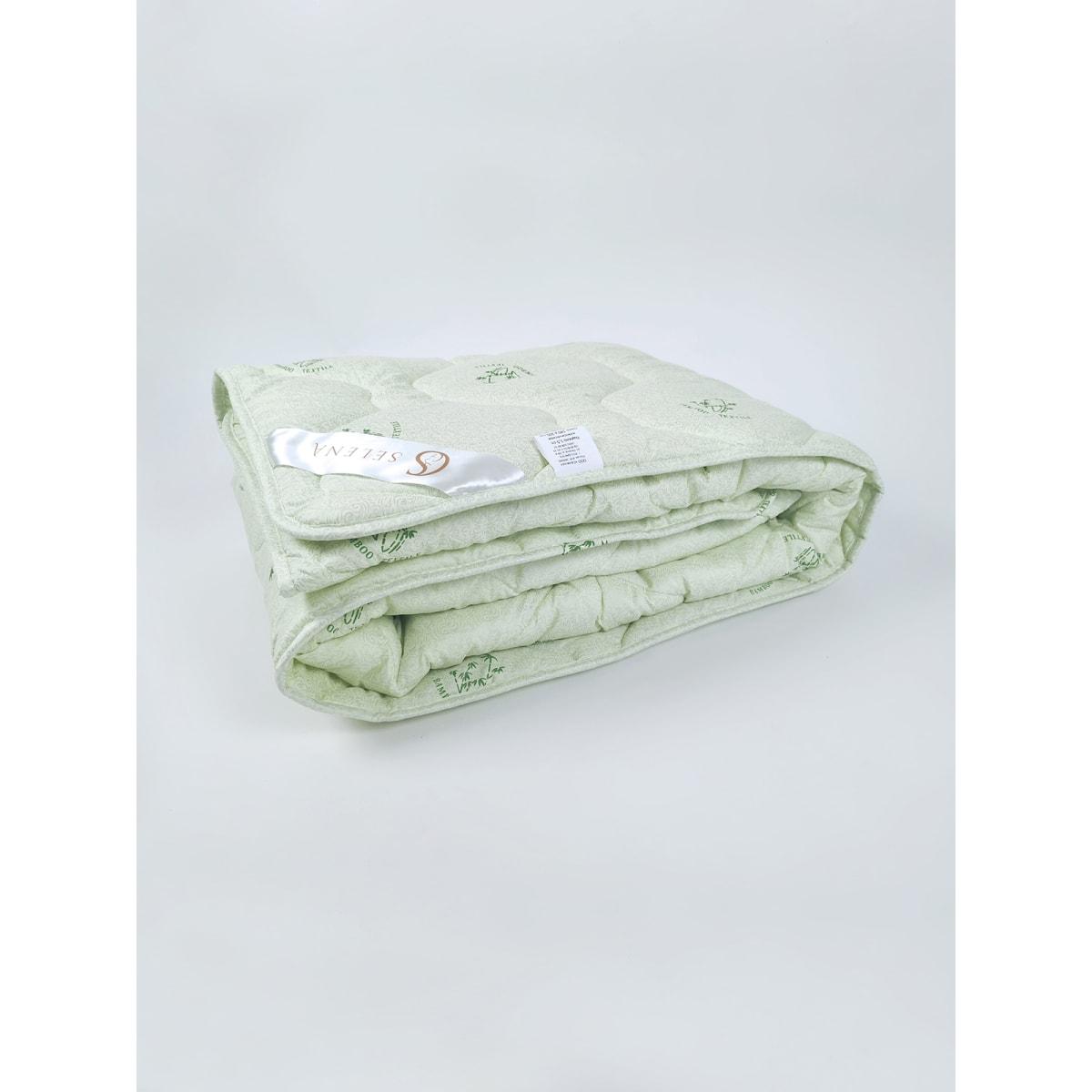 Одеяло Selena Акварель 140х205 см, бамбук