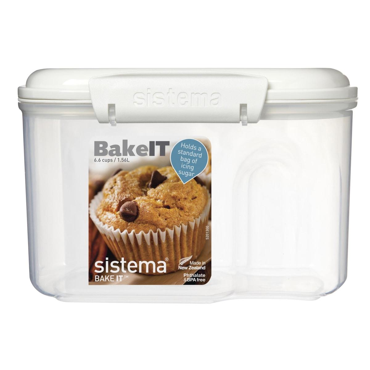 Контейнер Sistema Bake It 1,5л