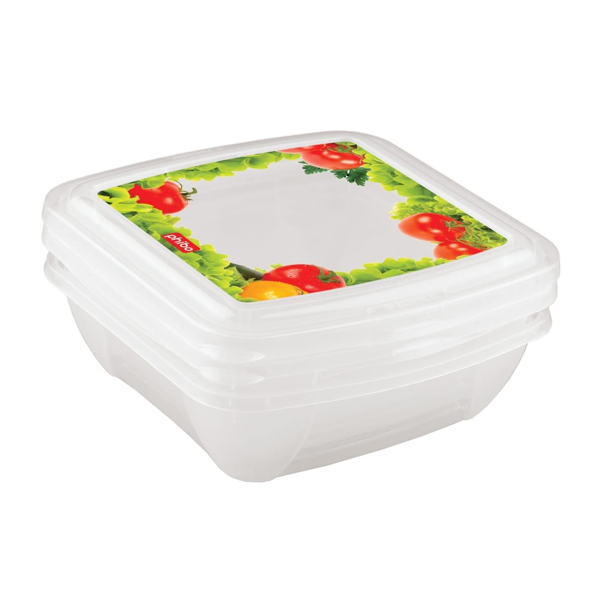 Набор контейнеров Phibo Fresco, 431113201