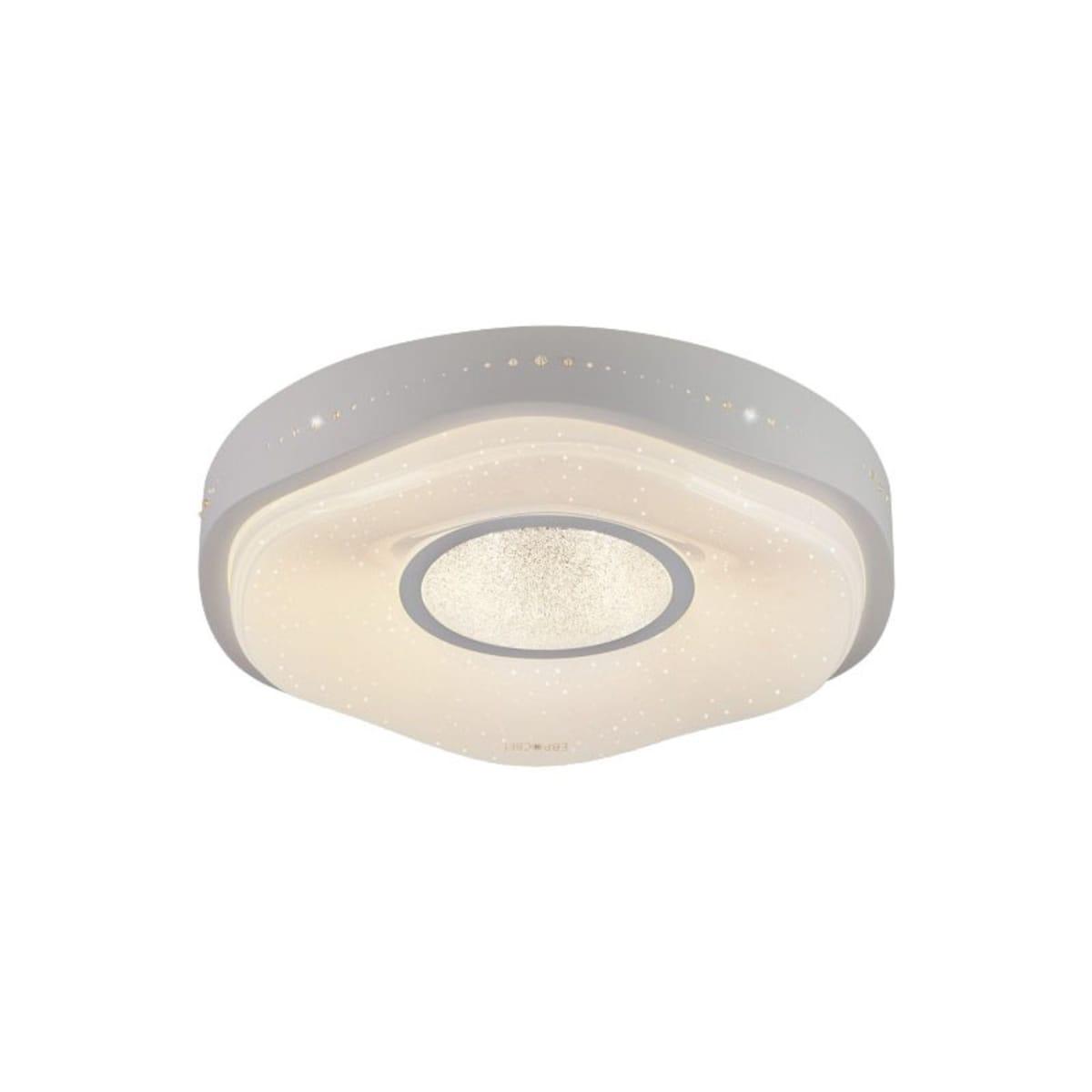 Светильник настенно-потолочный светодиодный Eurosvet Universal 40011/1 LED белый  цвет белый