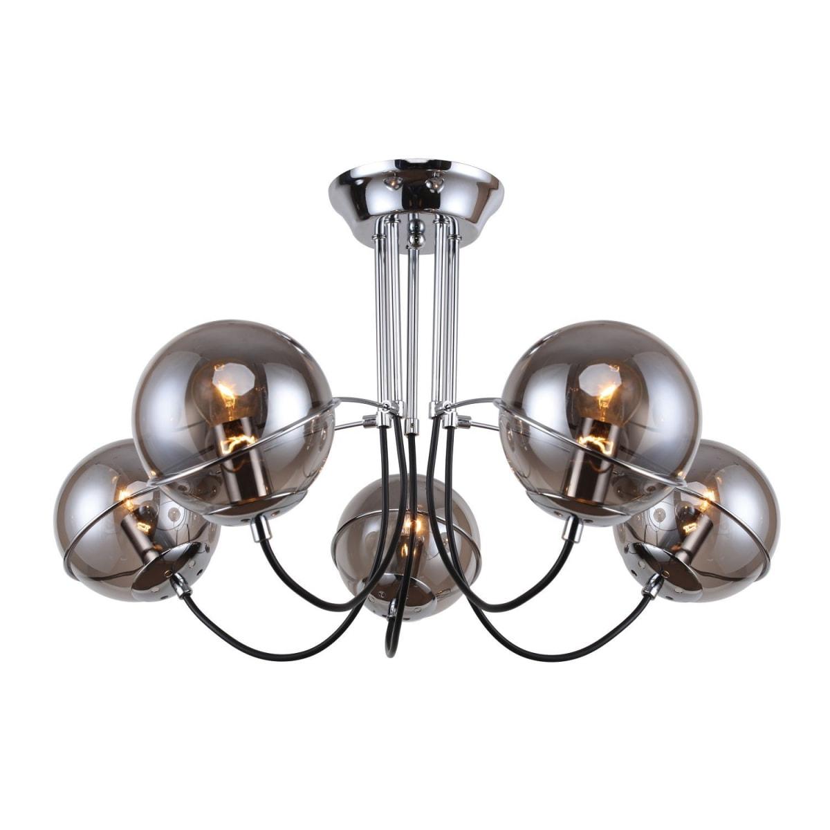 Люстра F-promo Grana 2201-5U 5 ламп 10 м²