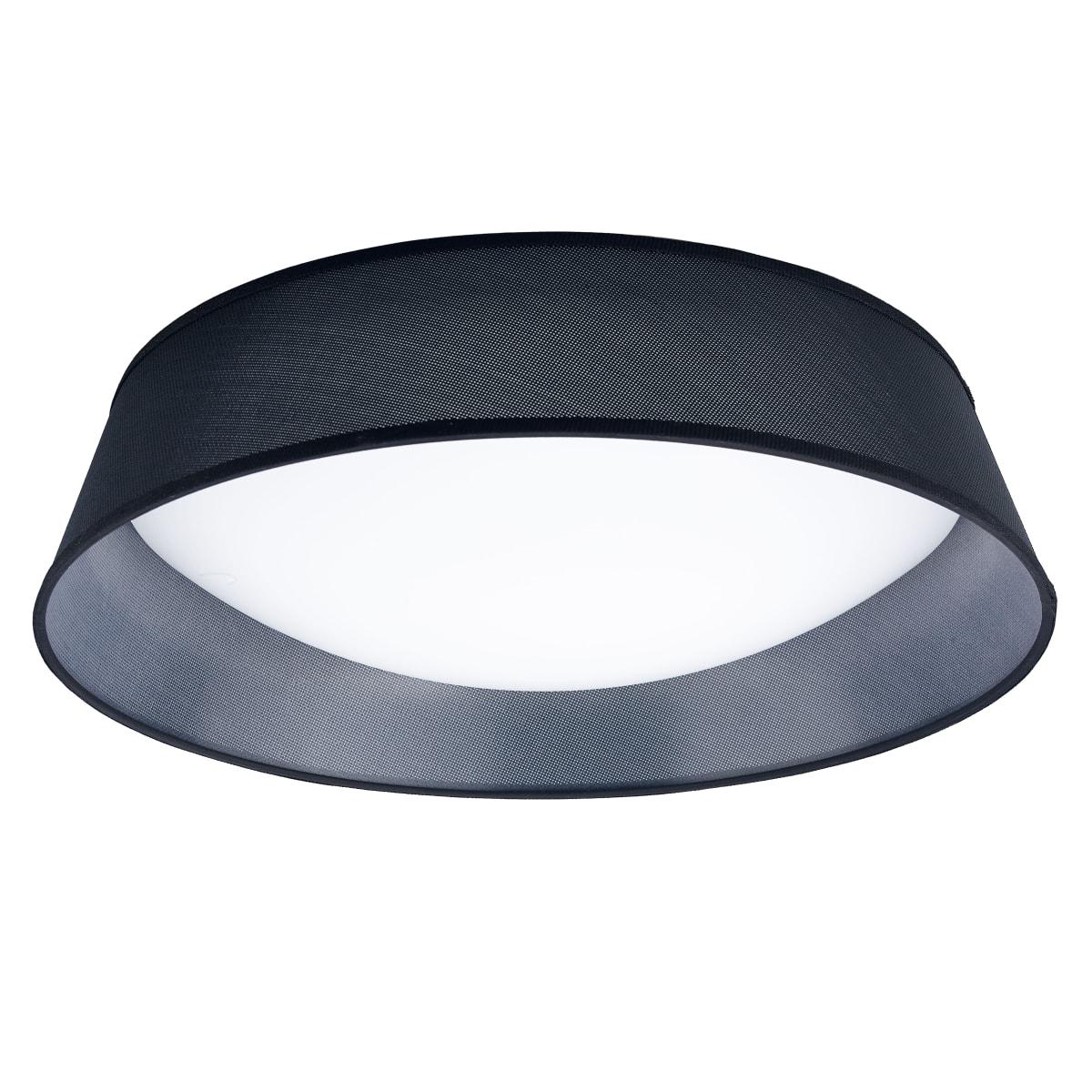 Светильник настенно-потолочный Mantra Nordica 4966E 5 ламп цвет черный