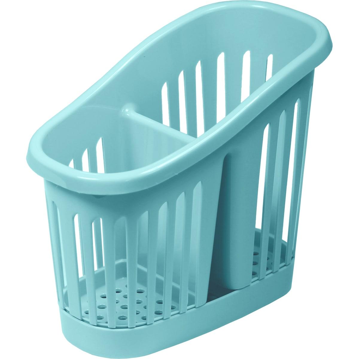 Сушилка для столовых приборов IdeaМ 1165_аквамарин