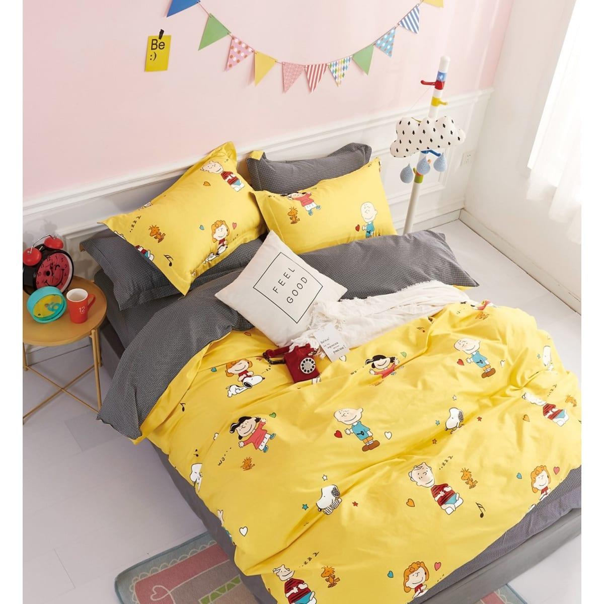 Комплект постельного белья полутораспальный RELANCE, сатин, 50x70 см