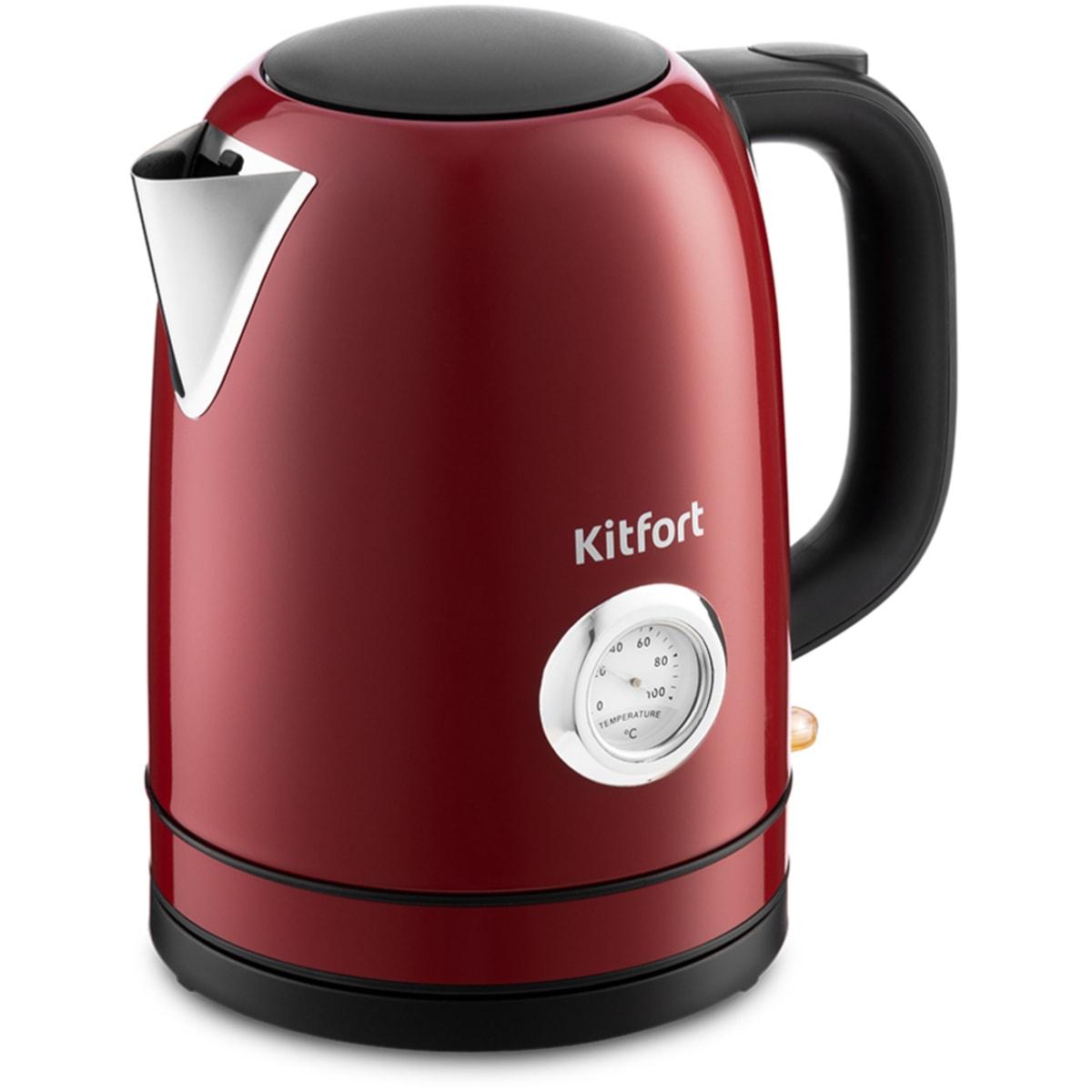 Электрический чайник Kitfort КТ-683-2