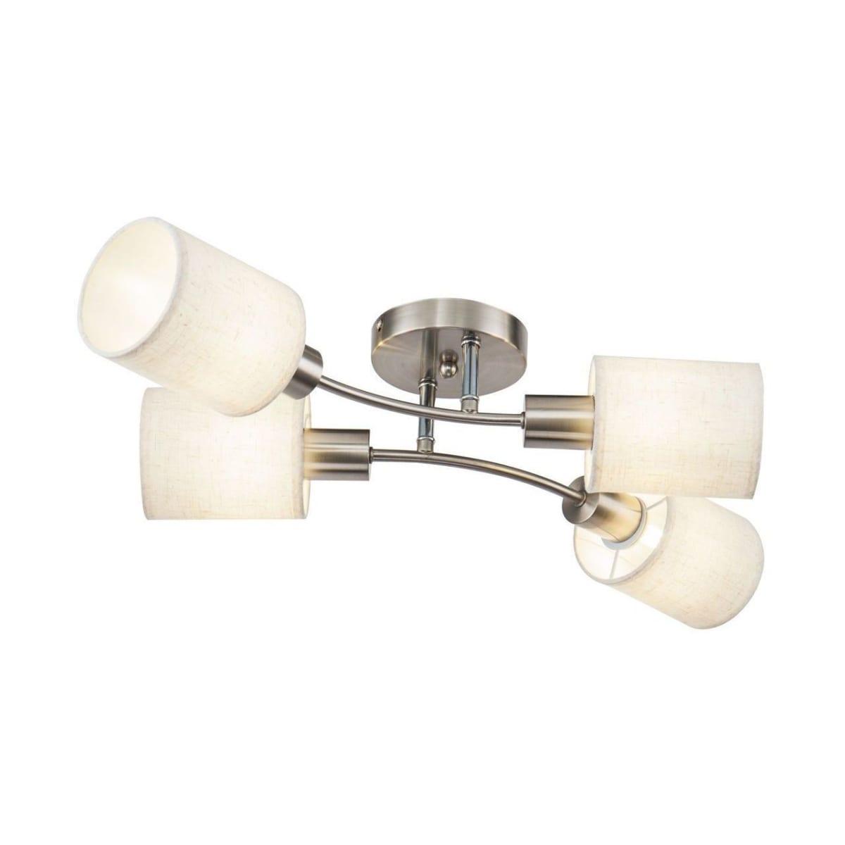 Потолочный светильник Freya Vivian FR5003CL-04N E14 4 ламп 16 м²