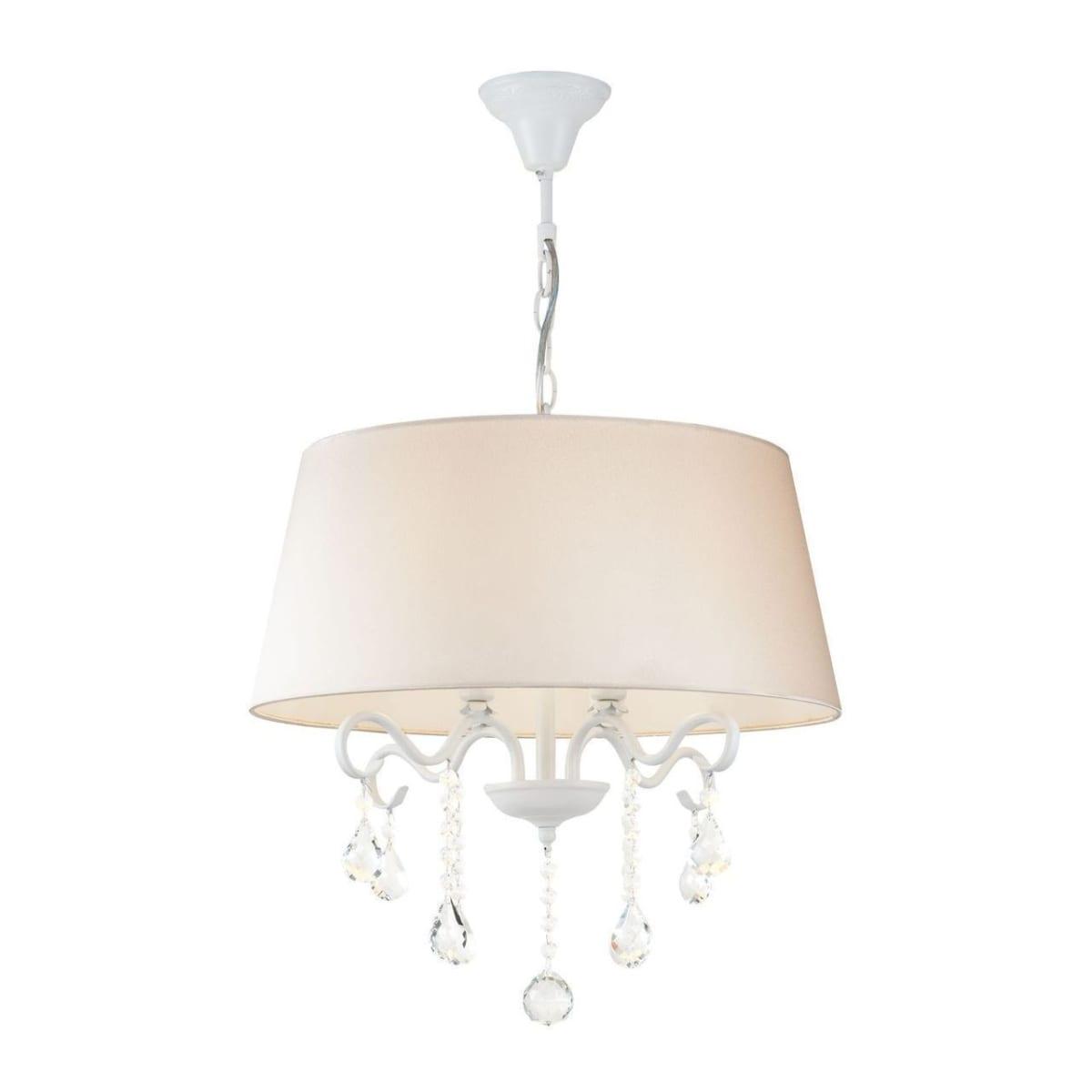 Подвесной светильник Freya Lucretia FR2032PL-04W E14 4 ламп 10 м²