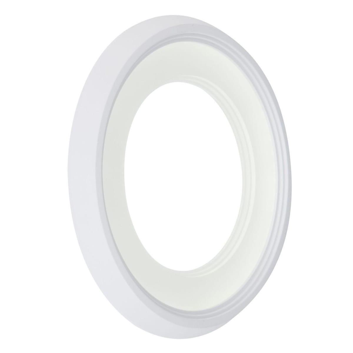 Бра светодиодный Freya Blis FR6010WL-L18W, 18 W холодный белый свет цвет белый