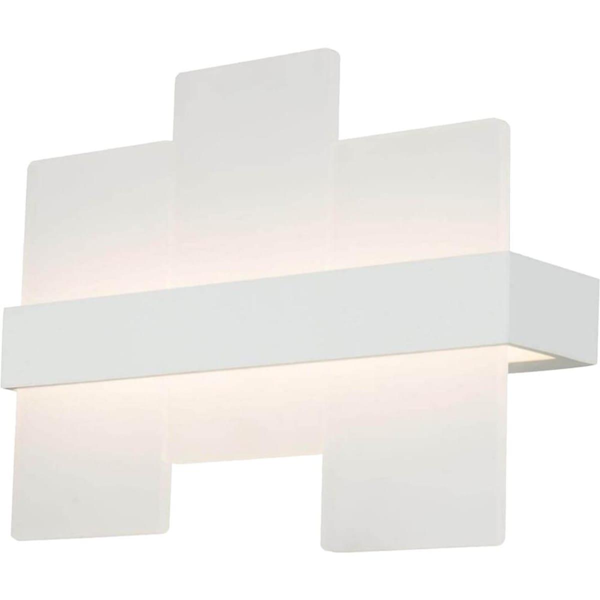 Бра светодиодный Maytoni Mix C817WL-L12W, 12W теплый белый свет цвет белый