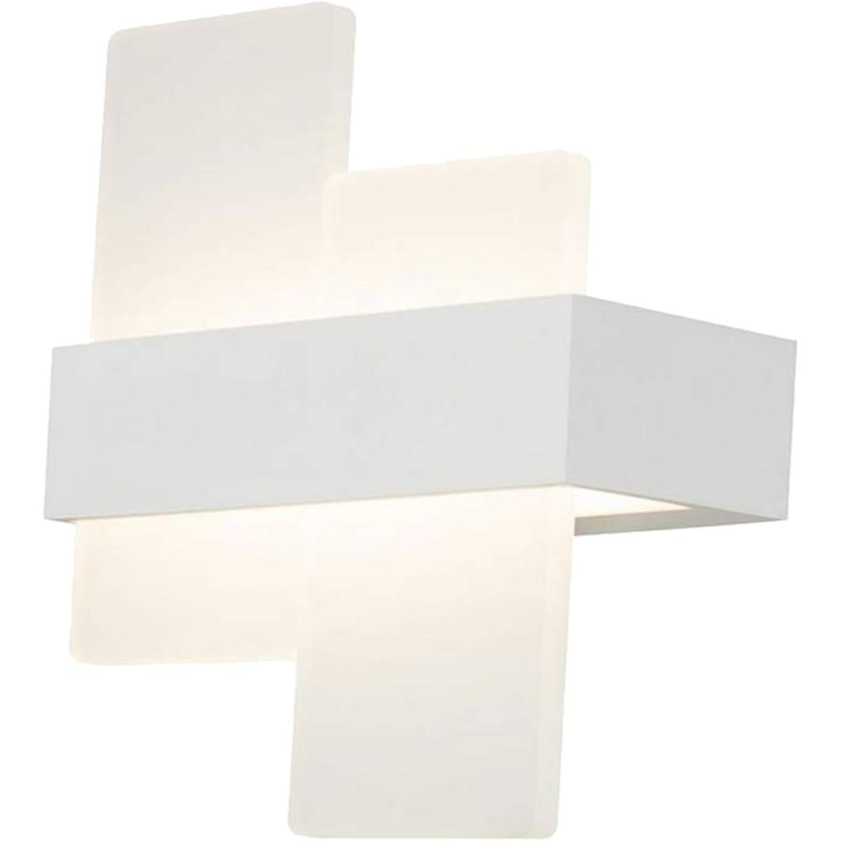 Бра светодиодный Maytoni Mix C817WL-L10W, 10W теплый белый свет цвет белый