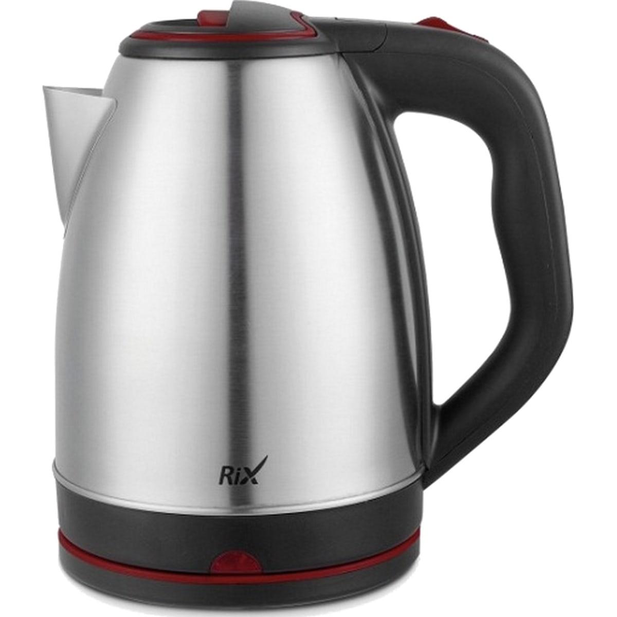 Электрический чайник RIX RKT-1801S, 1.8 л