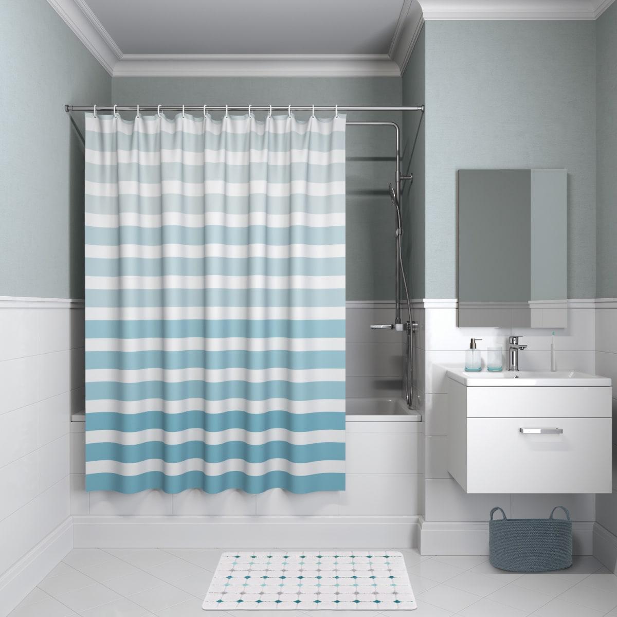 Шторка для ванной комнаты IDDIS Basic B05P218i11