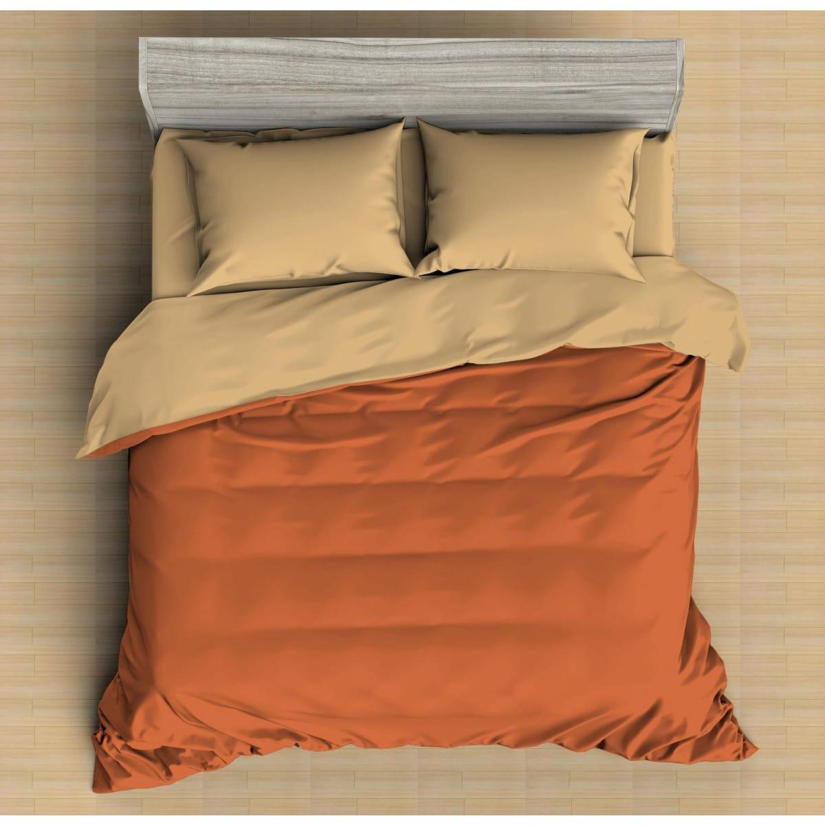Комплект постельного белья евро Amore Mio Яшма 9820, микрофибра