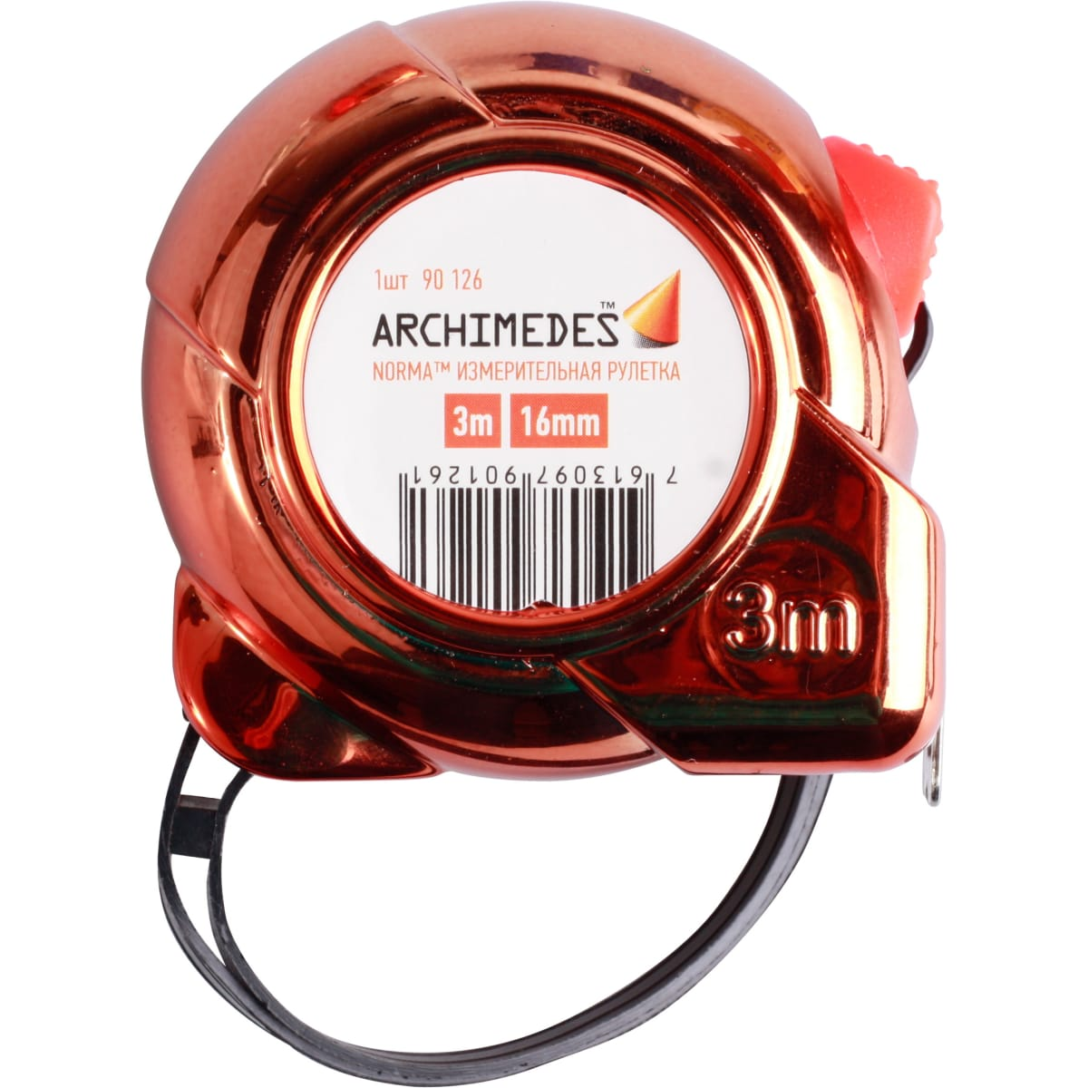 Рулетка ARCHIMEDES 3м 90126