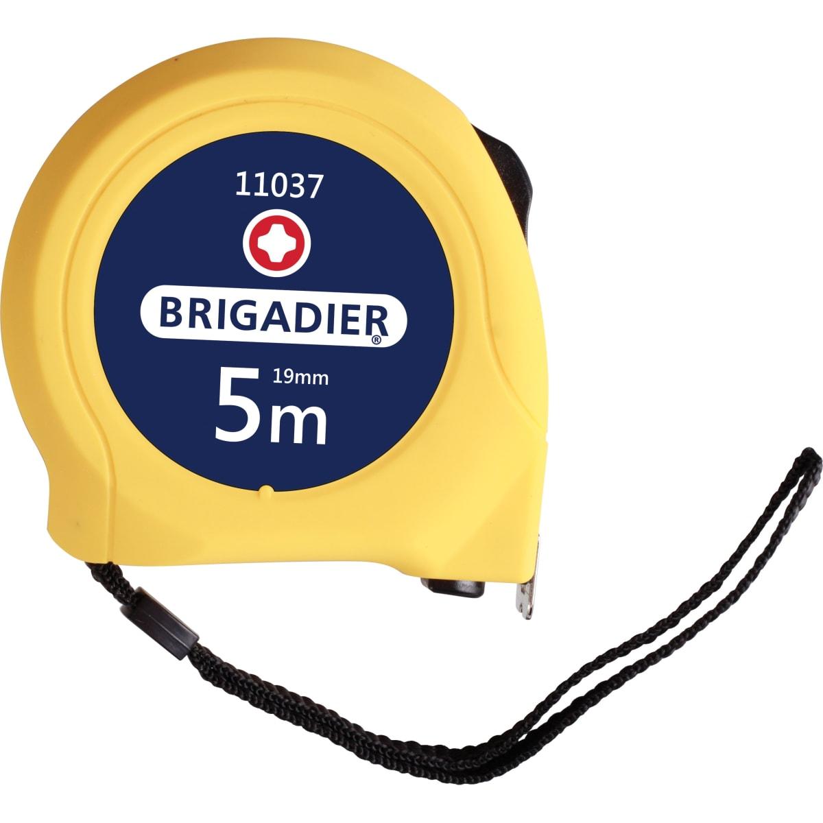 Рулетка BRIGADIER 5м 11037 Mastertape