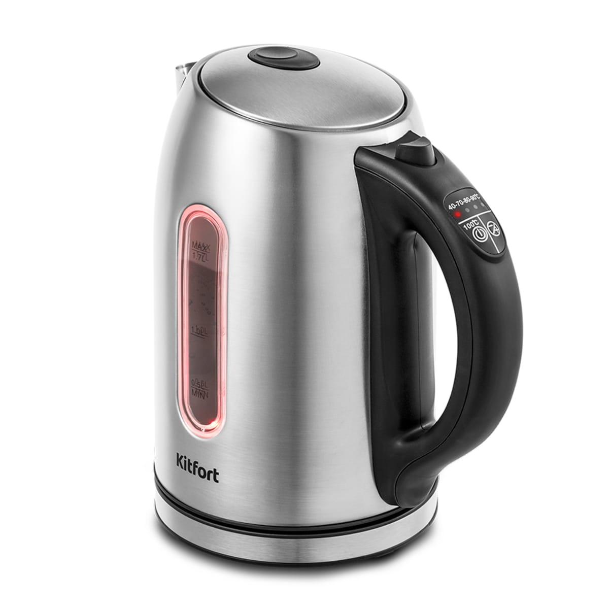Электрический чайник KITFORT КТ-6106