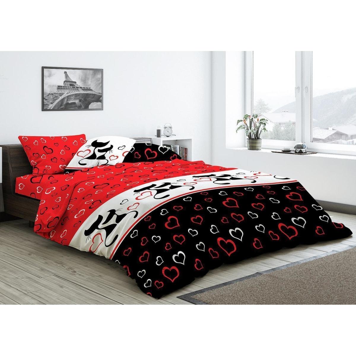 Комплект постельного белья двуспальный Шуйские ситцы Мастерская снов с2011шв72051, бязь
