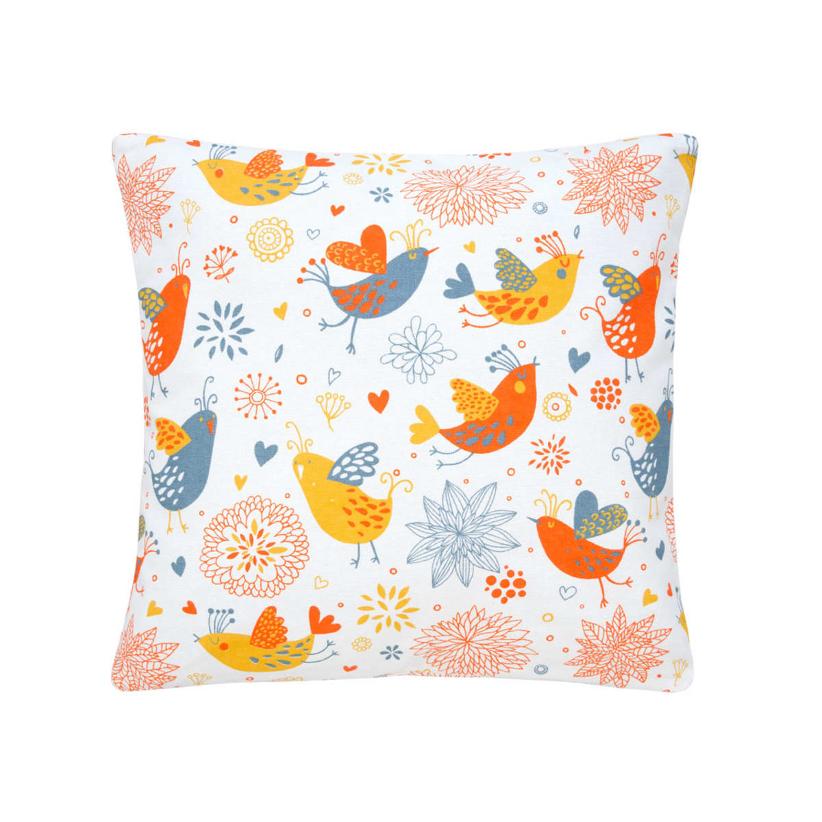 Декоративная подушка Guten Morgen Пташки ПДм-пташ-40-40