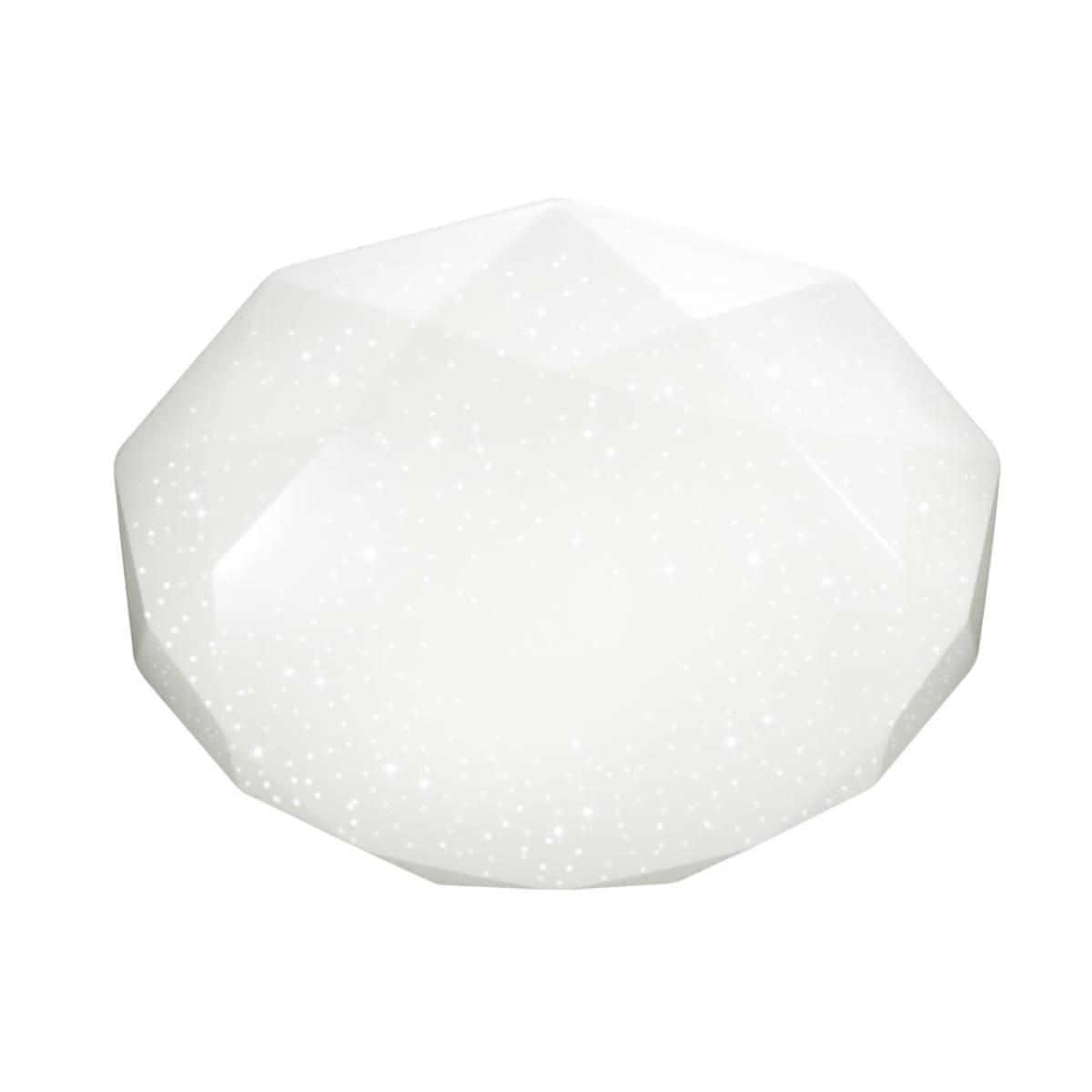Светильник настенно-потолочный светодиодный Sonex TORA 2012/ML Изменение оттенков белого 57 м² цвет белый