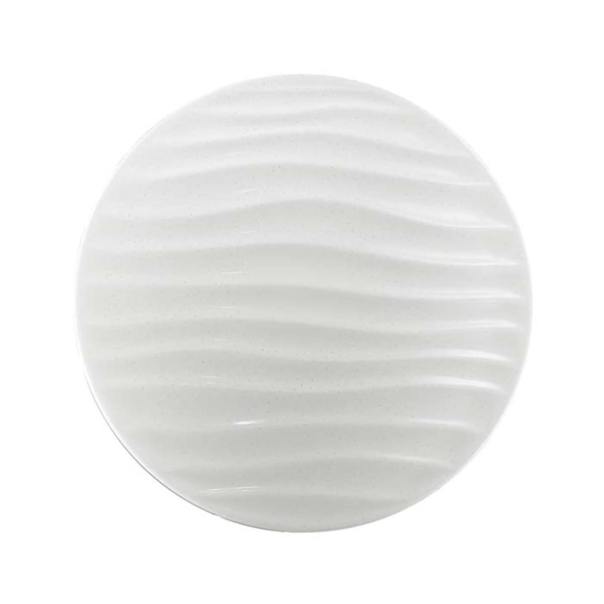 Светильник настенно-потолочный светодиодный Sonex WAVE 2040/EL Изменение оттенков белого 23 м² цвет белый