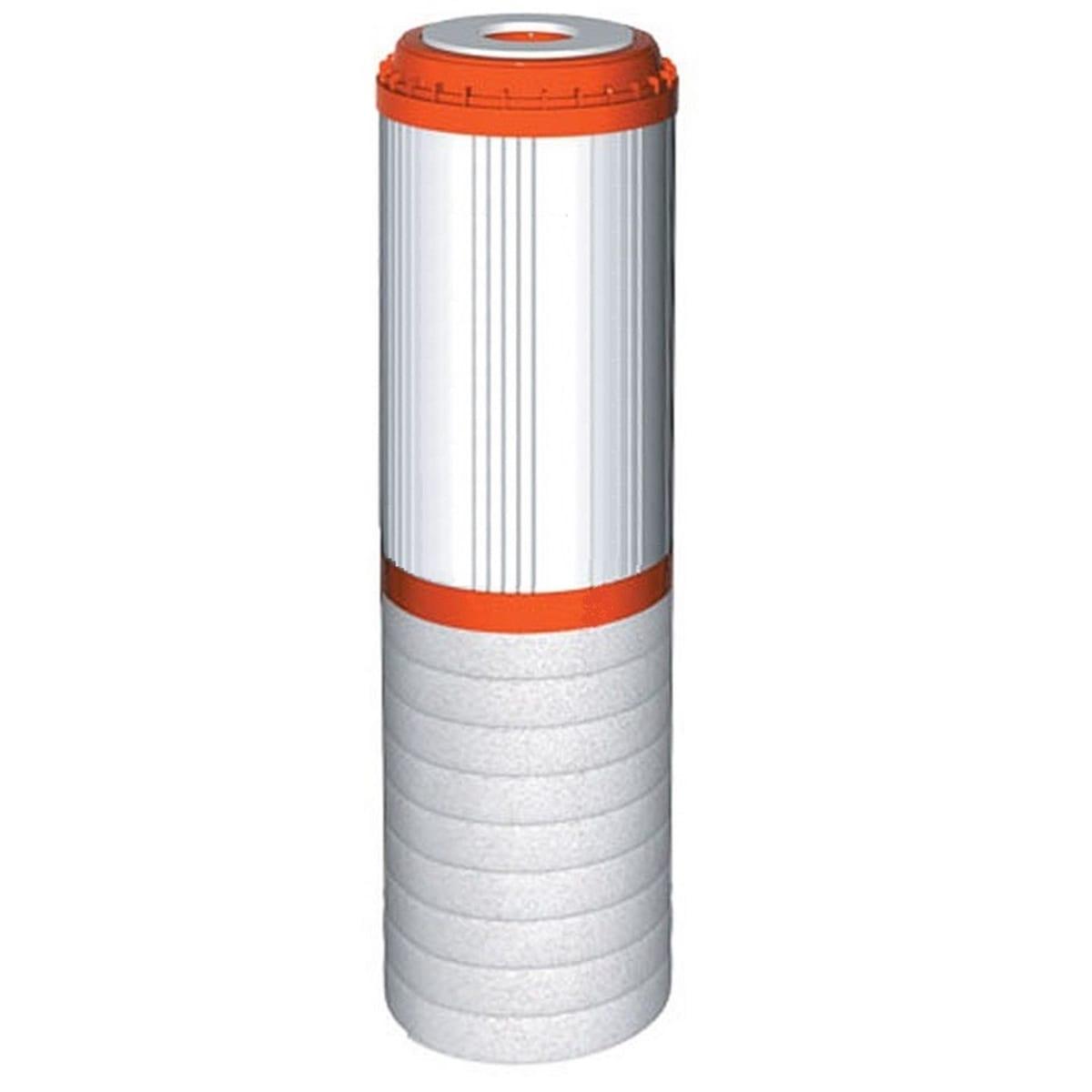 Засыпной угольный картридж (комби) Aquafilter FCCBHD-STO 10SL