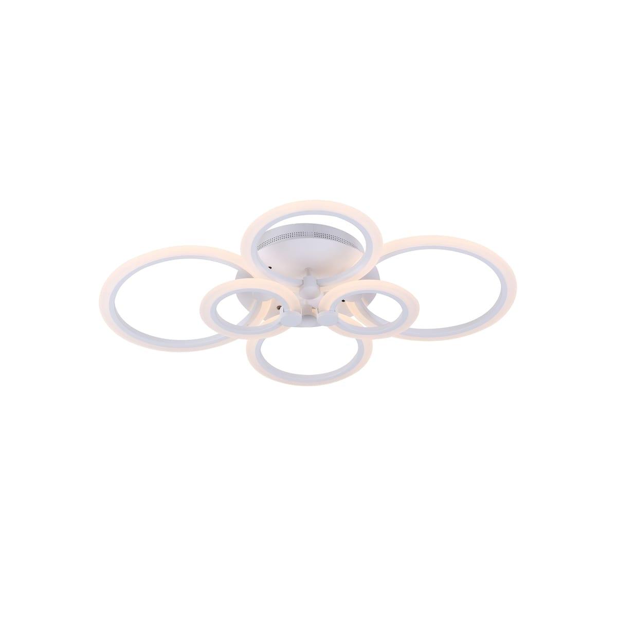 Светильник потолочный светодиодный Rivoli Cerchio Б0038156