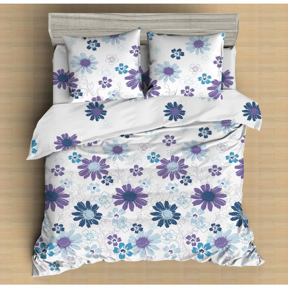 Комплект постельного белья двуспальный Amore Mio Charm 17057, микрофибра