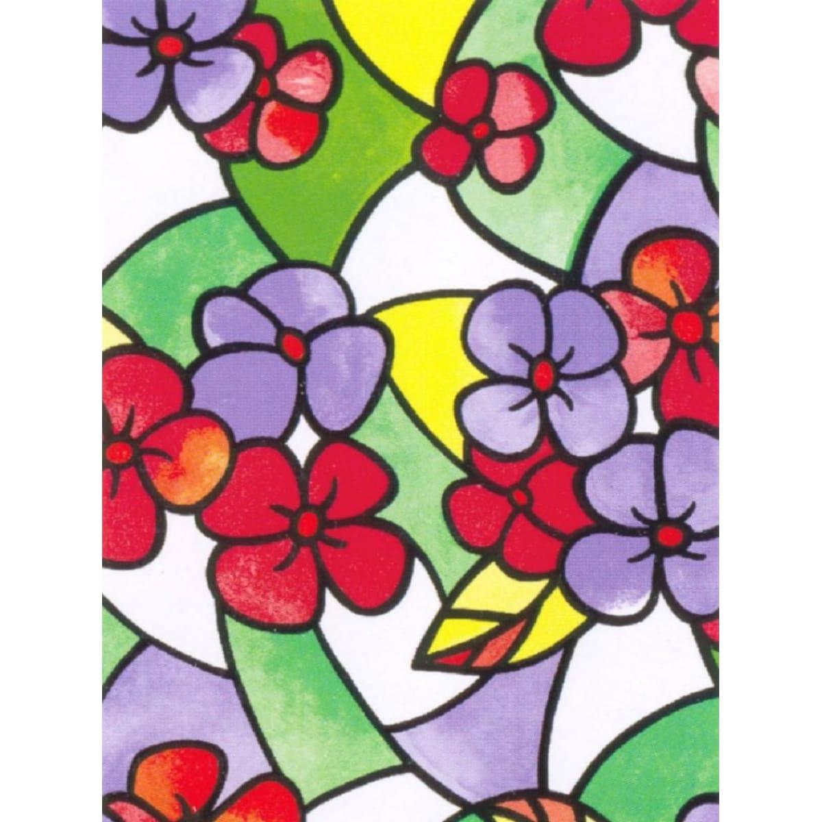 Декоративная самоклеящаяся пленка Color Decor 8544х24 0,45