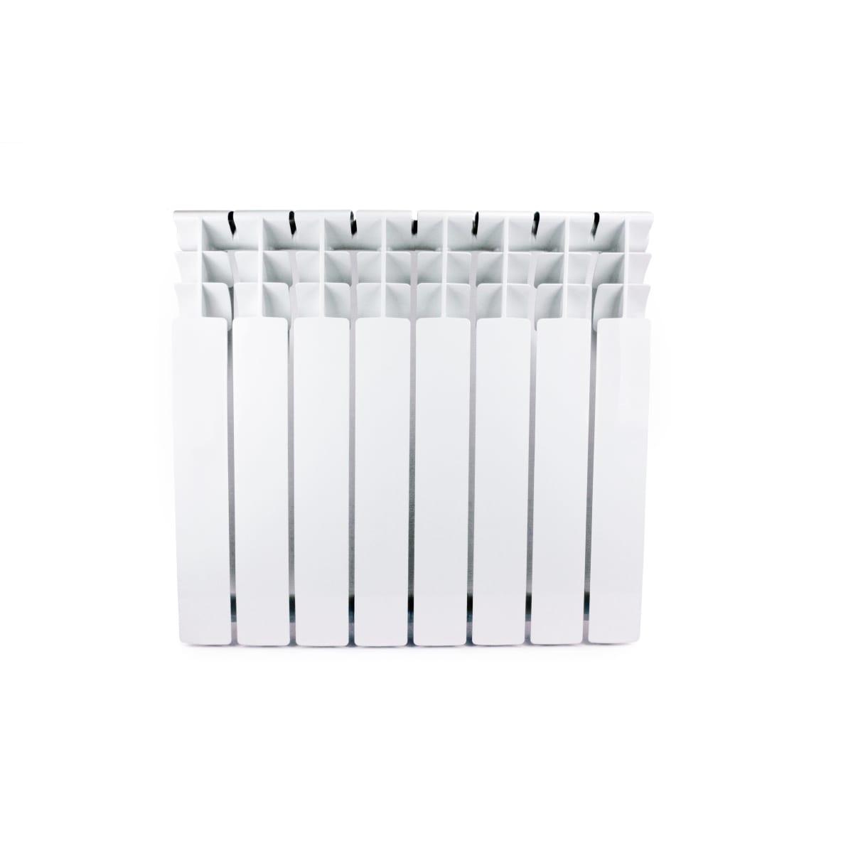 Радиатор алюминиевый литой модель Konner LUX 80/500, 6 секций