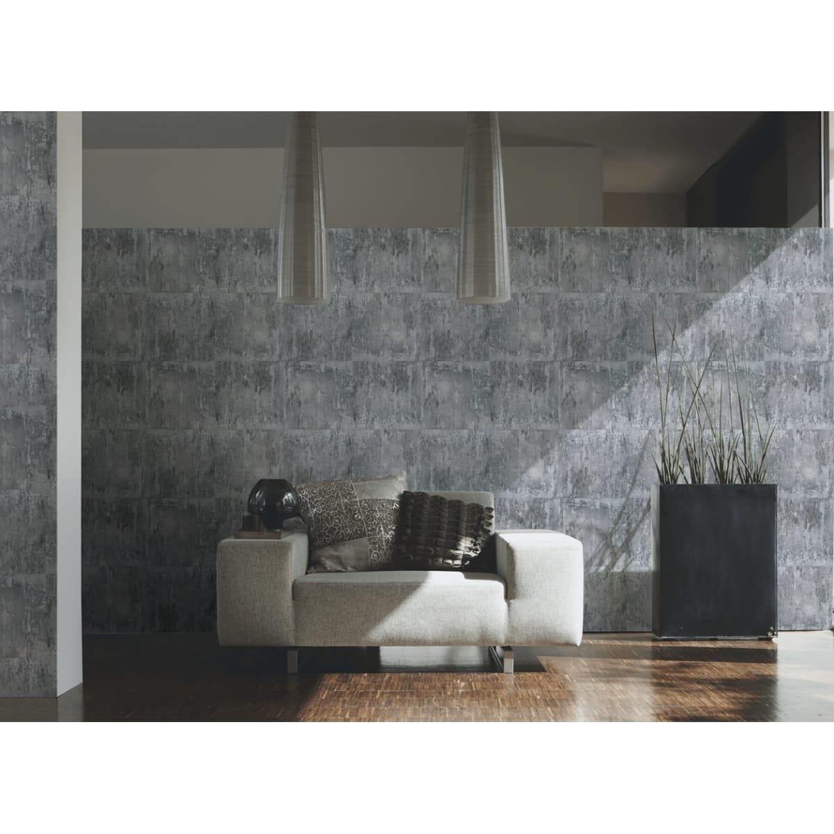 Купить обои под бетон в спб как дешево построить дом из керамзитобетона
