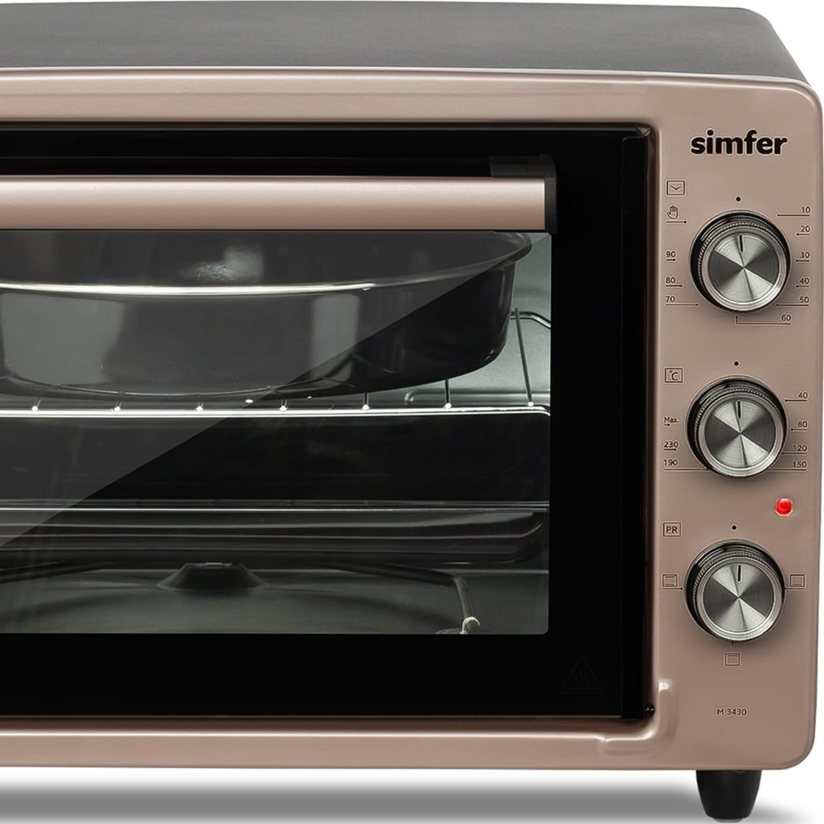 мини печь Simfer M34