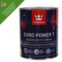 Краска для колеровки водно-дисперсионная Tikkurila Euro Power-7 прозрачная база С 0.9 л