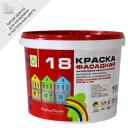 Краска для фасадов Радуга18 13 кг