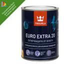Краска для колеровки водно-дисперсионная Tikkurila Euro-20 прозрачная база С 0.9 л