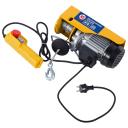 Лебедка электрическая Калибр ЭТФ-250, грузоподъемность до 250 кг