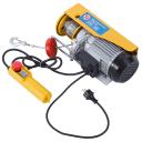 Лебедка электрическая Калибр ЭТФ-500, грузоподъемность до 500 кг