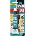 Клей универсальный Bison Liquid Rubber, жидкая резина, 50 мл