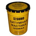 Мастика битумная на водной основе Suho Izowax, 20 кг