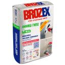 Шпаклёвка гипсовая финишная Brozex WR 65 17 кг