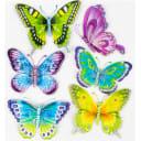 Наклейка 3D «Бабочки» CBA 3119