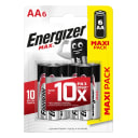 Батарейка алкалиновая Energizer Max AA/LR6 FSB 6 шт.
