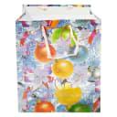 Пакет бумажный «Ёлочные шарики» 23х18 см