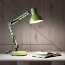 Настольная лампа Inspire Ennis 1xE27х40 Вт, металл, цвет фисташковый