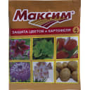 Средство для защиты садовых растений от болезней «Максим» 4 мл