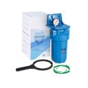 """Магистральный корпус Aquafilter 10BB с манометром, резьба 1"""", FH10B1-B-WB"""